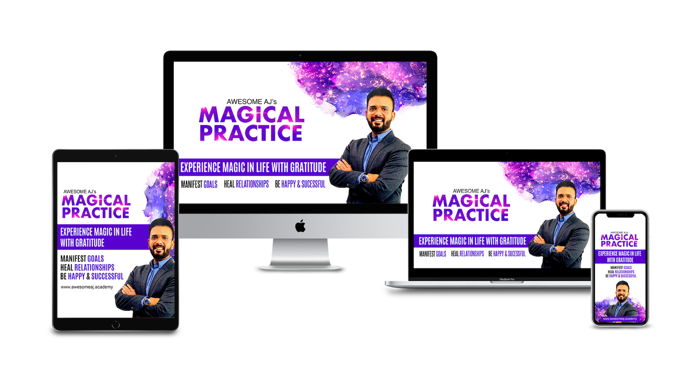 28 magical practice by awesome aj